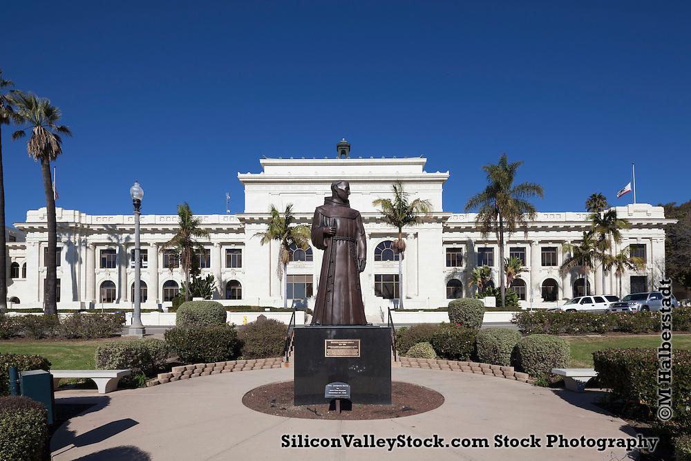 San Buenaventura City Hall (Ventura City Hall)