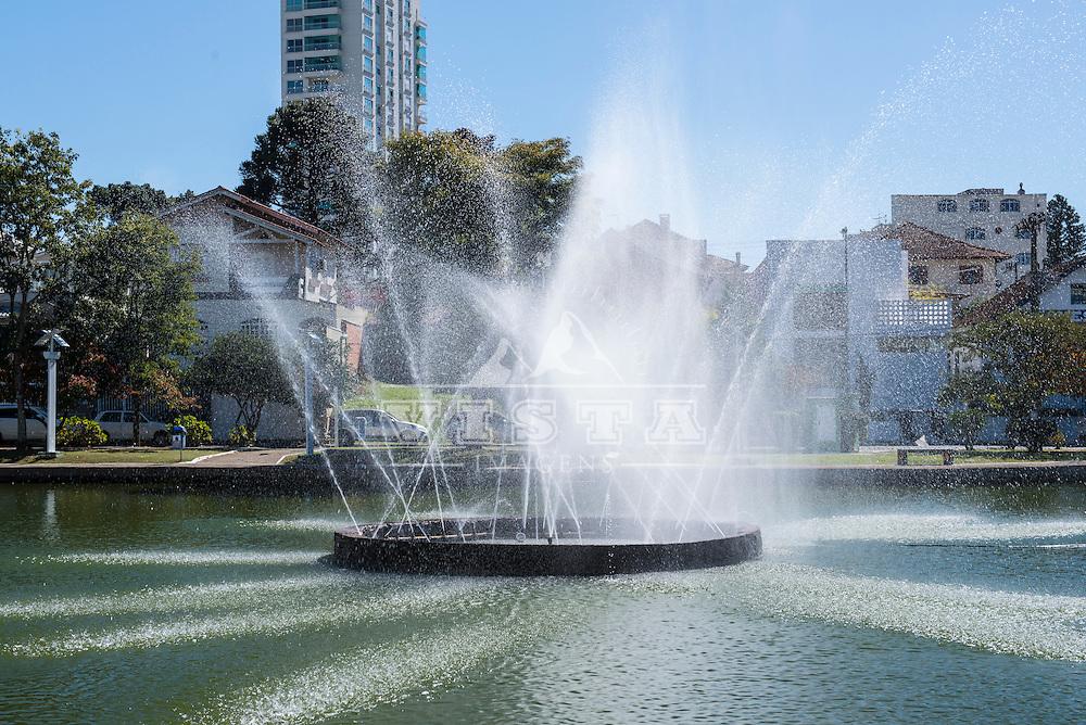 Parque Jonas Ramos, popularmente chamado de Tanque,  Lages, Santa Catarina - foto de Ze Paiva - Vista Imagens