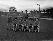 1958 - Soccer: Drumcondra v Limerick at Tolka Park