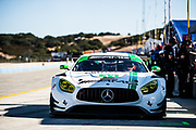 September 21-24, 2017: IMSA Weathertech at Laguna Seca. 33 Riley Motorsports - Team AMG, Mercedes AMG GT3, Trent Hindman, Jeroen Bleekemolen