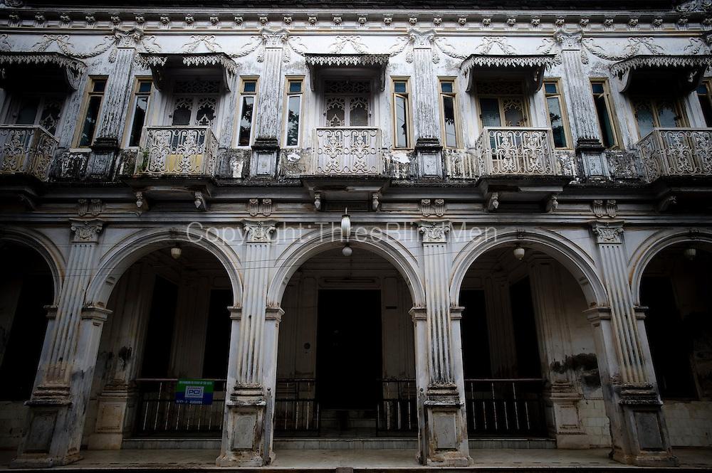 'Sultan Mahal' Karaikal. Puducherry. Karaikal, is part of the Union of Pondicherry.