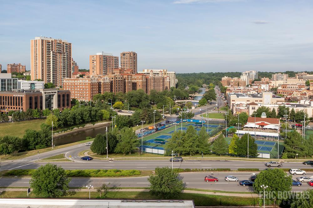 Property photos for Jones Lang Lasalle, Park Central Plaza 1 and 2, Kansas City, Missouri