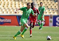 FOOTBALL - AFRICAN NATIONS CUP 2010 - GROUP A - MALAWI v ALGERIA - 11/01/2010 - PHOTO MOHAMED KADRI / DPPI - HASSAN YEBDA (ALG)