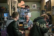netherlands, Nederland, hengelo johan dollekamps recordstore named 'Popeye'