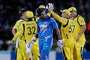 Cricket - India v Australia T20 Rajkot