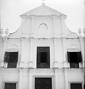St. Dominic's Church. <br /> Macau.
