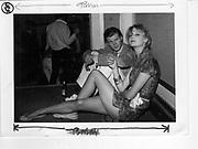 Rusty Egan; hon Sophie Stapleton-Cotton. Le Bal. 1982 *** Local Caption *** -DO NOT ARCHIVE-? Copyright Photograph by Dafydd Jones 66 Stockwell Park Rd. London SW9 0DA Tel 020 7733 0108 www.dafjones.com