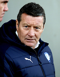 Chesterfield manager Danny Wilson - Mandatory by-line: Robbie Stephenson/JMP - 26/11/2016 - FOOTBALL - The Proact Stadium - Chesterfield, England - Chesterfield v Bristol Rovers - Sky Bet League One
