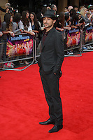Alex Zane The Inbetweeners Movie world premiere, Vue Cinema, Leicester Square, London, UK, 16 August 2011:  Contact: Rich@Piqtured.com +44(0)7941 079620 (Picture by Richard Goldschmidt)