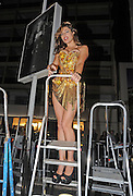 22.MAY.2012. CANNES<br /> <br /> KELLY BROOK GOES ON HER 2ND PHOTOSHOOT OF THE EVENING ON THE CROISETTE IN CANNES POSING UP WITH POLICEMEN AND UP A LADDER.<br /> <br /> BYLINE: EDBIMAGEARCHIVE.COM<br /> <br /> *THIS IMAGE IS STRICTLY FOR UK NEWSPAPERS AND MAGAZINES ONLY*<br /> *FOR WORLD WIDE SALES AND WEB USE PLEASE CONTACT EDBIMAGEARCHIVE - 0208 954 5968*