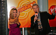 Ingrid Hoffman (left), is interviewed by Marc Summers before the First Food Network Awards Show performance at the Jackie Gleason Theater of the Performing Arts, in Miami, FL on  Feb 23, 2007.  (Photo/Lance Cheung) <br /> <br /> PHOTO COPYRIGHT 2007 LANCE CHEUNG<br /> This photograph is NOT within the public domain.<br /> This photograph is not to be downloaded, stored, manipulated, printed or distributed with out the written permission from the photographer. <br /> This photograph is protected under domestic and international laws.