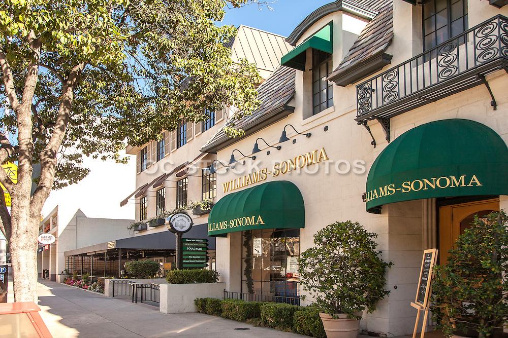 Williams Sonoma Shop at The Commons in Pasadena California