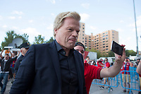 Oliver Kahn before the match of Group stage of Champions League Atletico de Madrid and Bayern Munich at Vicente Calderon Stadium in Madrid. September 28, 2016. (ALTERPHOTOS/Rodrigo Jimenez)