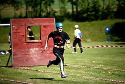 CZECH REPUBLIC VYSOCINA NEDVEZI 16JUN12 - Voluntary fire crews compete in the traditional firemens' race in Nedvezi, Vysocina, Czech Republic...jre/Photo by Jiri Rezac..© Jiri Rezac 2012
