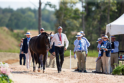 Voutaz Jerome, SUI, Belle du Peupe CH, Flore CH, Holliday, Leon, Lune de la vielle Fontaine<br /> World Equestrian Games - Tryon 2018<br /> © Hippo Foto - Sharon Vandeput<br /> 20/09/2018