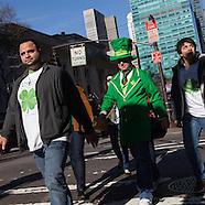 NY447A Saint Patrick parade