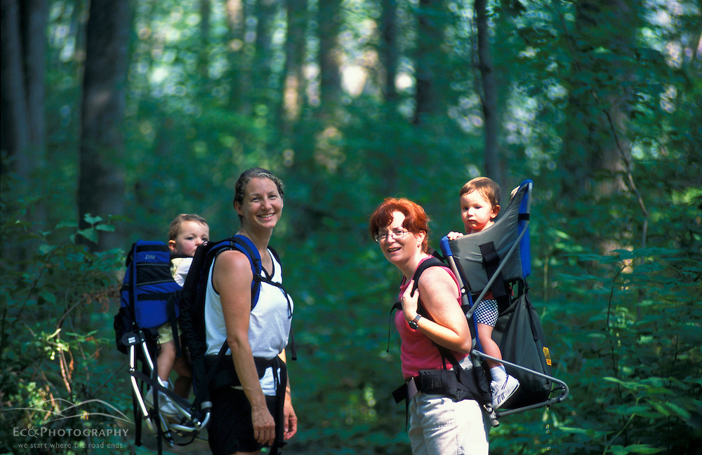 Taking the babies for a hike near Meadow Pond on land recently protected by TPL.  Stephenson's Way.  Groveland, MA