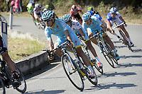 Landa Meana Mikel  - Astana  - 28.05.2015 - Tour d'Italie - Etape 18 : Melide / Verbania <br />Photo : Sirotti / Icon Sport