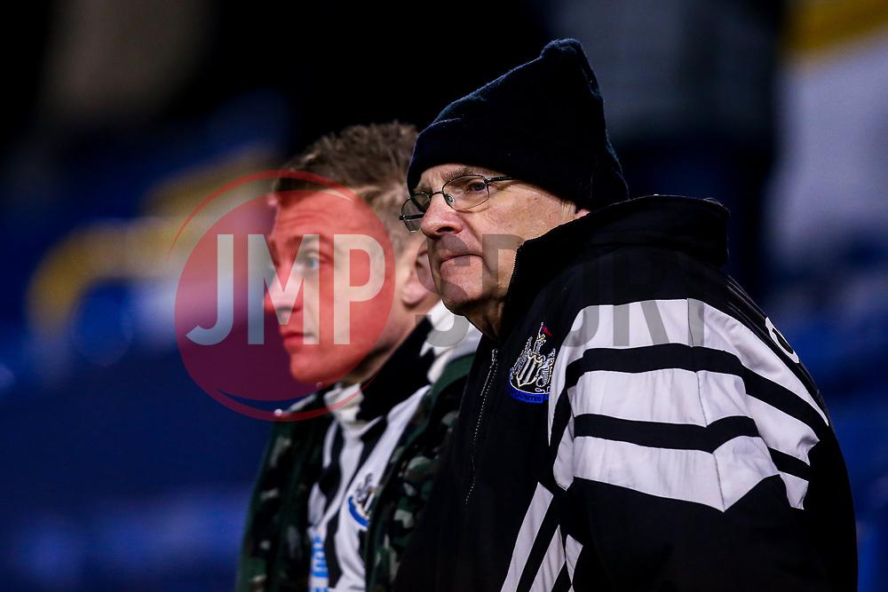 Newcastle United fans look on ahead of their side's Premier League fixture against Burnley - Mandatory by-line: Robbie Stephenson/JMP - 26/11/2018 - FOOTBALL - Turf Moor - Burnley, England - Burnley v Newcastle United - Premier League