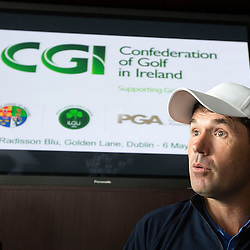 Padraig Harrington CGI