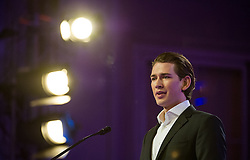 15.05.2013, Hofburg, Wien, AUT, OeVP, Oesterreich-Rede von OeVP Bundesparteiobmann. im Bild Staatssekretaer fuer Integration Sebastian Kurz OeVP // State Secretary for Integration Sebastian Kurz OeVP during speech of OeVP Chairman, Hofburg, Vienna, Austria on 2013/05/15, EXPA Pictures © 2013, PhotoCredit: EXPA/ Michael Gruber