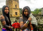 500 años Panama La Vieja, Panama City. ©Victoria Murillo / Istmophoto