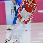 NLD/Heerenveen/20130111 - ISU Europees Kampioenschap Allround schaatsen 2013, 500 meter, Ivan Skobrev