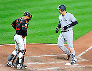 New York Yankees v. Baltimore Orioles - 7 April 2017