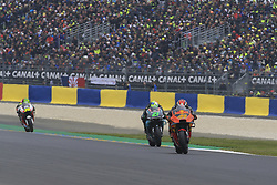 May 19, 2019 - Le Mans, Sarthe, FRANCE - 44 POL ESPARGARO (ESP) RED BULL KTM FACTORY RACING (AUT) KTM RC16 (Credit Image: © Panoramic via ZUMA Press)