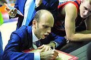 DESCRIZIONE : Sassari Lega A 2012-13 Dinamo Sassari Angelico Biella<br /> GIOCATORE : Massimo Cancellieri<br /> CATEGORIA : Coach<br /> SQUADRA : Angelico Biella<br /> EVENTO : Campionato Lega A 2012-2013 <br /> GARA : Dinamo Sassari Angelico Biella<br /> DATA : 30/09/2012<br /> SPORT : Pallacanestro <br /> AUTORE : Agenzia Ciamillo-Castoria/M.Turrini<br /> Galleria : Lega Basket A 2012-2013  <br /> Fotonotizia : Sassari Lega A 2012-13 Dinamo Sassari Angelico Biella<br /> Predefinita :