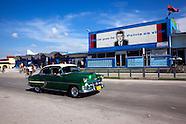 Holguin Bus Stations, Cuba.