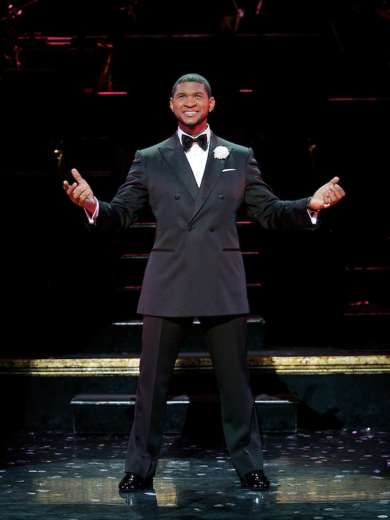 Chicago.Usher joins the B'way cast.Credit Photo: ©Paul Kolnik.NYC.212.362.7778.studio@paulkolnik.com