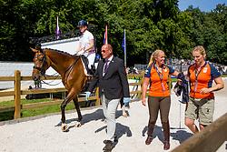 Van Der Horst Rixt, NED, Findsley<br /> EC Rotterdam 2019<br /> © Hippo Foto - Sharon Vandeput<br /> 23/08/19