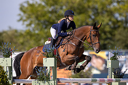 Spits Lauranne, BEL, Night Girl vd Heffinck<br /> Belgisch Kampioenschap Jeugd Azelhof - Lier 2020<br /> © Hippo Foto - Dirk Caremans<br /> 30/07/2020