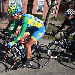 Energiewacht Tour 2012 Winsum Chantal Blaak Ellen van Dijk