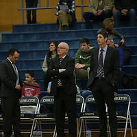 Men's Basketball: Carleton College Knights vs. Macalester College Scots