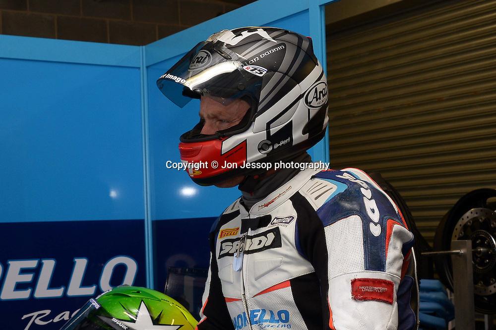 #56 John Ingram Morello Racing Kawasaki Pirelli National Superstock 1000 Championship