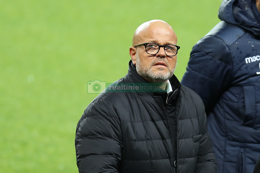 November 5, 2019, Paris, France: Club's chairman Bart Verhaeghe pictured during a training session of Belgian soccer team Club Brugge KV, Tuesday 05 November 2019 in Paris, France, in preparation of tomorrow's match against French club Paris Saint-Germain Football Club in the first round of the UEFA Champions League. (Credit Image: © Bruno Fahy/Belga via ZUMA Press)