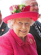 Queen Elizabeth Visits Royal Papworth Hospital
