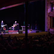 Graham Nashand Shane Fontayne perform at The Music Hall in Portsmouth NH. Sept 30, 2017.