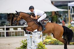 Dubbeldam Jeroen, NED, Oak Grove's Carlyle<br /> Nederlands Kampioenschap Springen<br /> De Peelbergen - Kronenberg 2020<br /> © Hippo Foto - Dirk Caremans<br />  09/08/2020