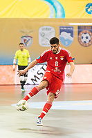 Benfica's Alessandro Patias during UEFA Futsal Cup 2015/2016 3º/4º place match. April 22,2016. (ALTERPHOTOS/Acero)