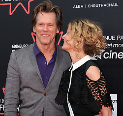 Edinburgh International Film Festival, Thursday 22nd June 2017<br /> <br /> STORY OF A GIRL (WORLD PREMIERE)<br /> <br /> Kyra Sedgwick (dir), Kevin Bacon (act)<br /> <br /> (c) Alex Todd | Edinburgh Elite media