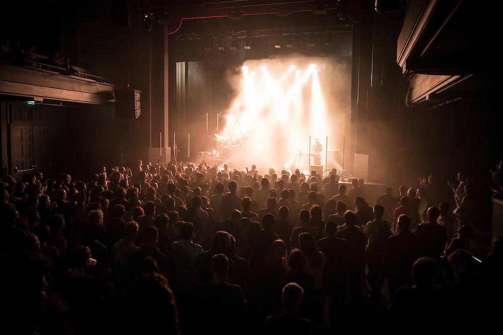 Alambra, The Young Gods .Fête de la musique 2015