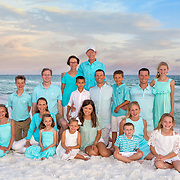 Peterson Family Beach Photos