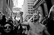 May 21, 2012 Occupy Anti- NATO protest
