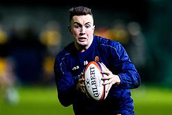 Luke Scully of Worcester Cavaliers - Mandatory by-line: Robbie Stephenson/JMP - 16/12/2019 - RUGBY - Sixways Stadium - Worcester, England - Worcester Cavaliers v Wasps A - Premiership Rugby Shield