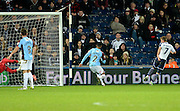 James Morrison scores during the The FA Cup match between West Bromwich Albion and Gateshead at The Hawthorns, West Bromwich, England on 3 January 2015. Photo by Alan Franklin.