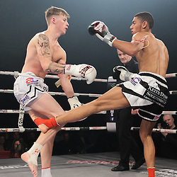 Josh Bowker vs Niall Brown
