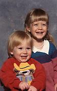 Caroline & Rob c.1987